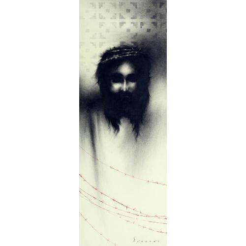 Ajay De jesus christ painting