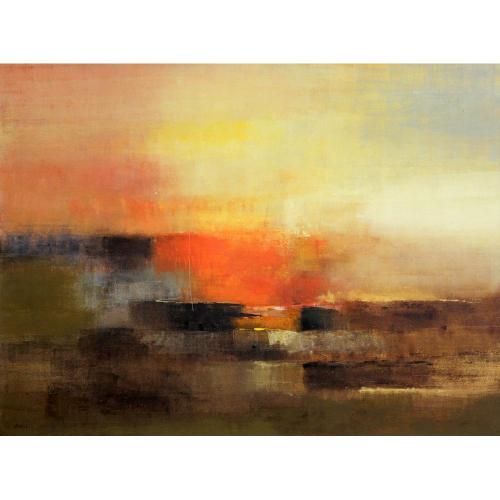 Anu Kulkarni abstract painting