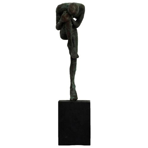 Anup Sankpal bronze sculpture