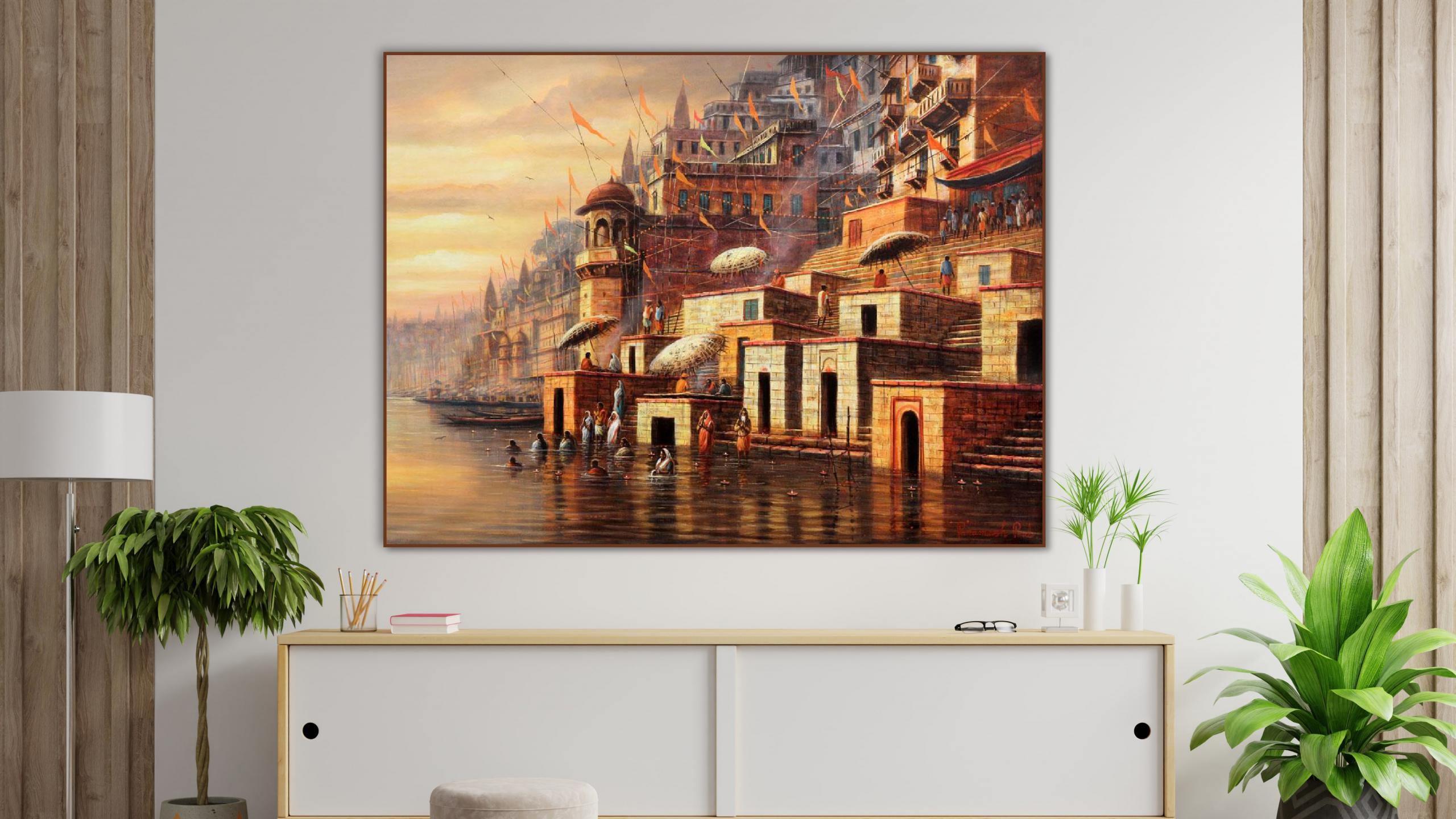 Banaras – The Eternal City, The Eternal Muse