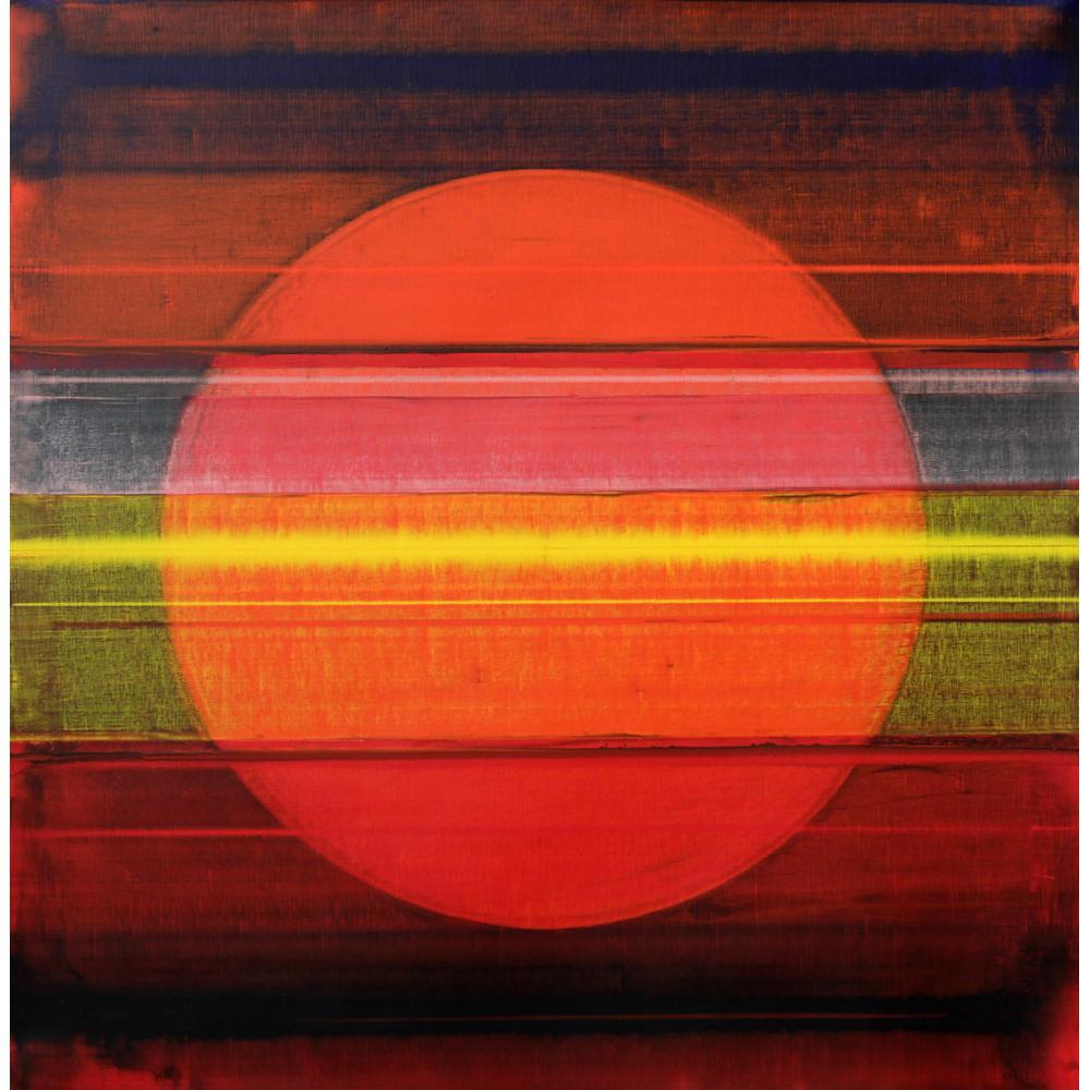 Bhavani Katoch abstract painting