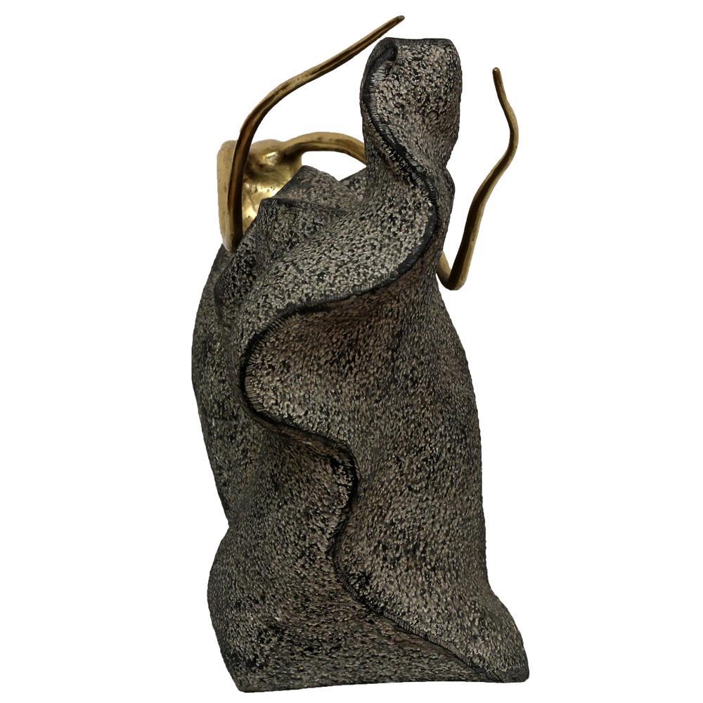 Bibhishan Katale Stone sculpture