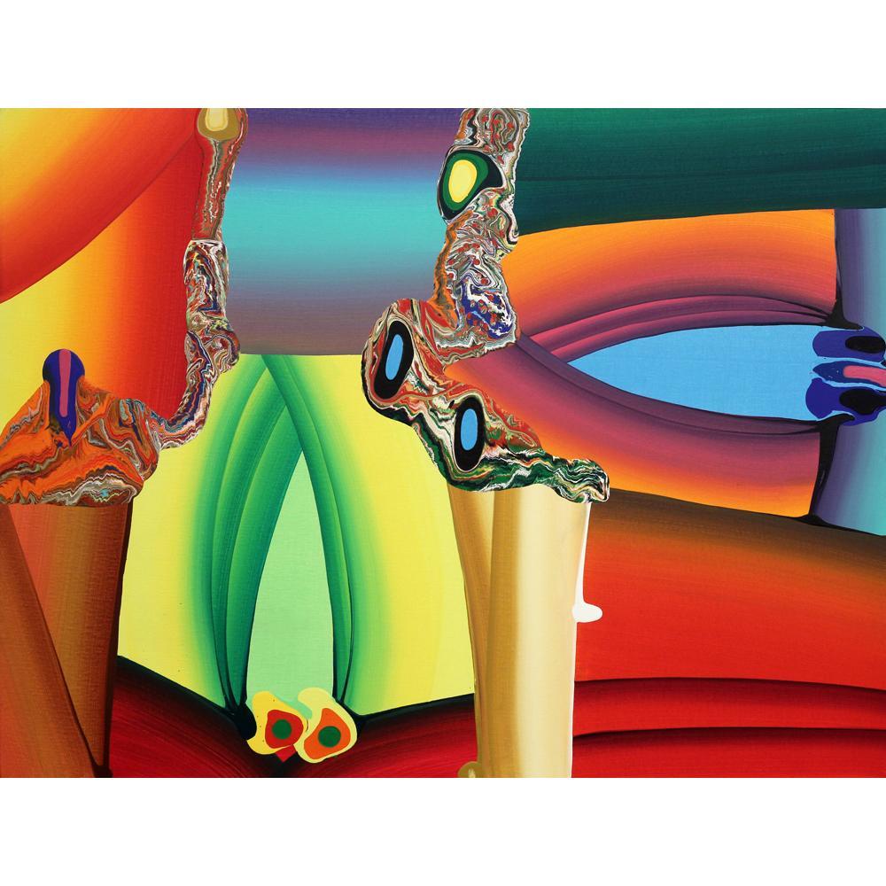 Bose krishnamachari abstract painting