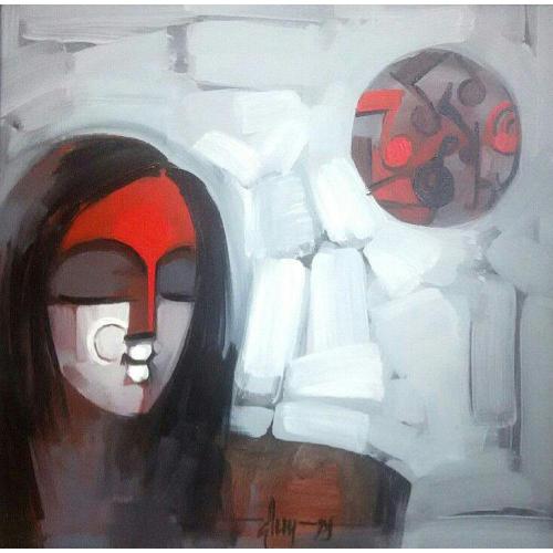 Deepa Vedpathak figurative painting