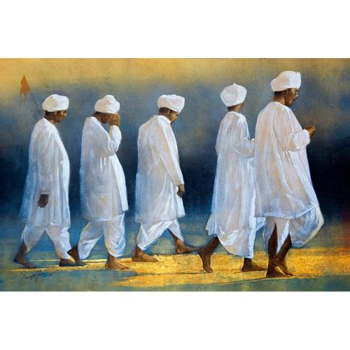 Douglas John figurative painting