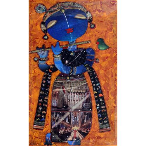G Subramanian krishna painting