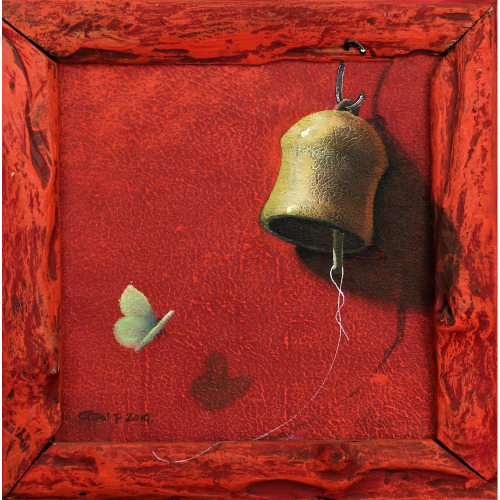 Gopal pardeshi bell painting