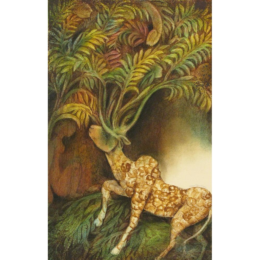 Gouri Vemula animals painting