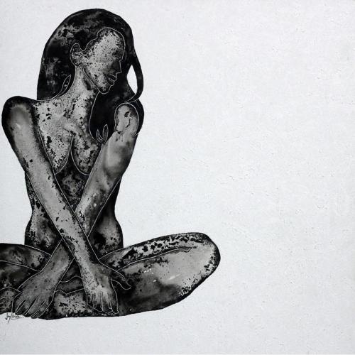 jayshree Goradia figurative painting