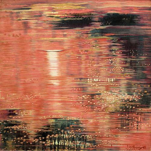 Madhuri Bhaduri abstract painting