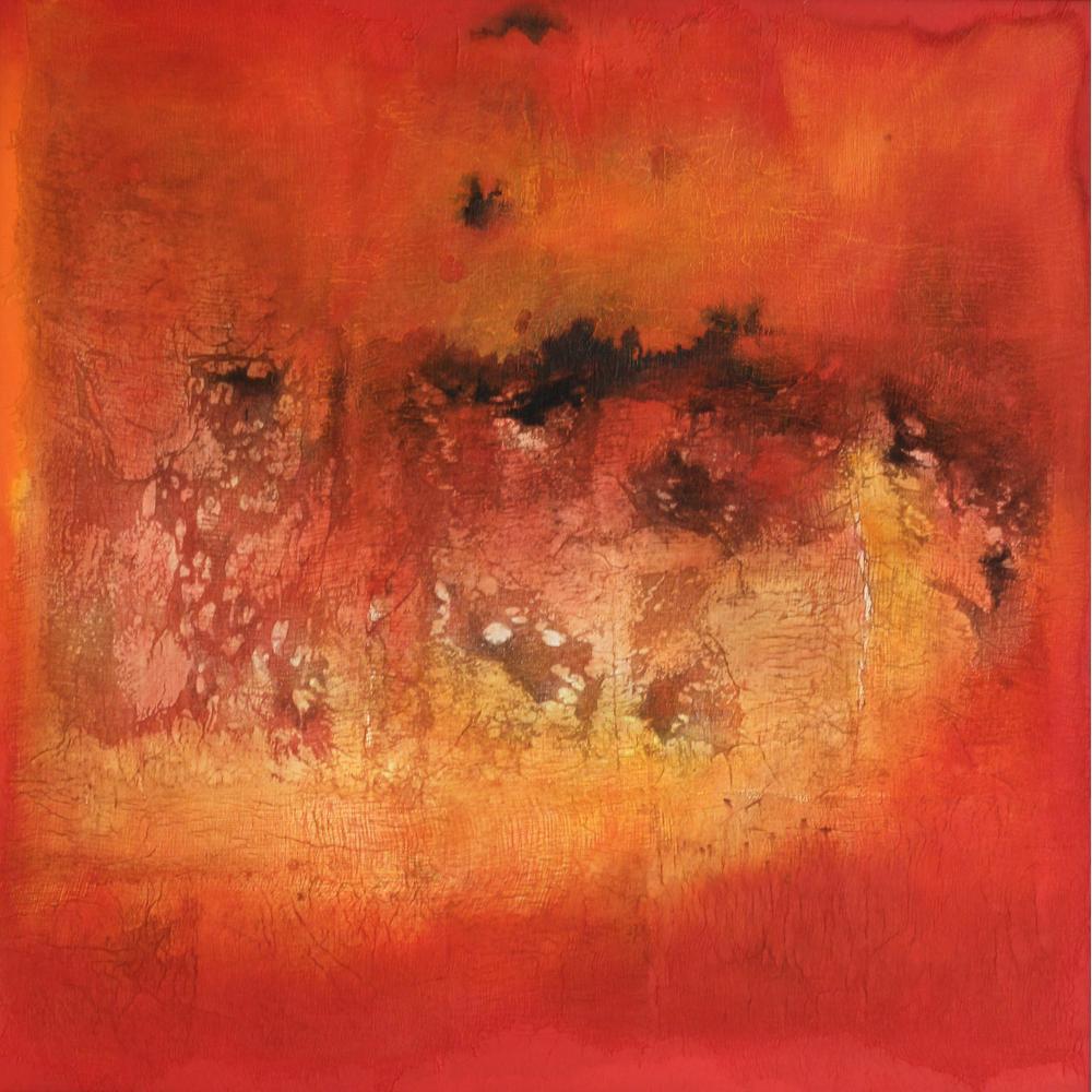 Madhuri Kathe abstract painting