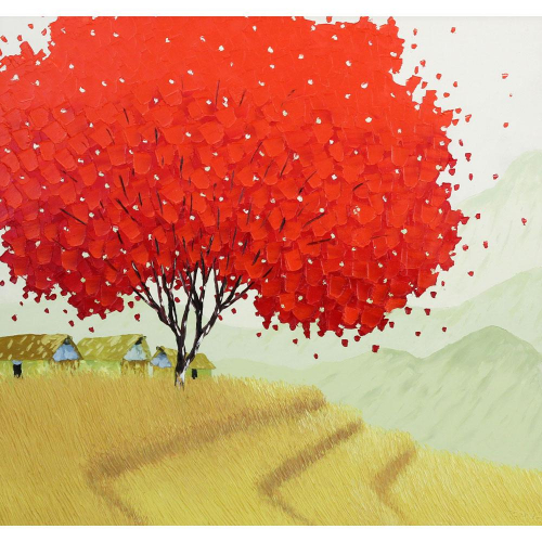 Phan Thu Trang landscape painting
