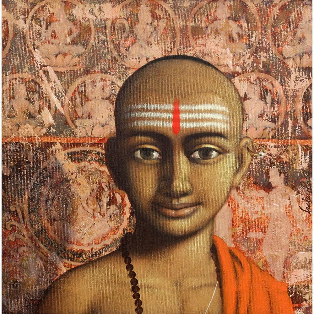 Sanjay Raut figurative painting