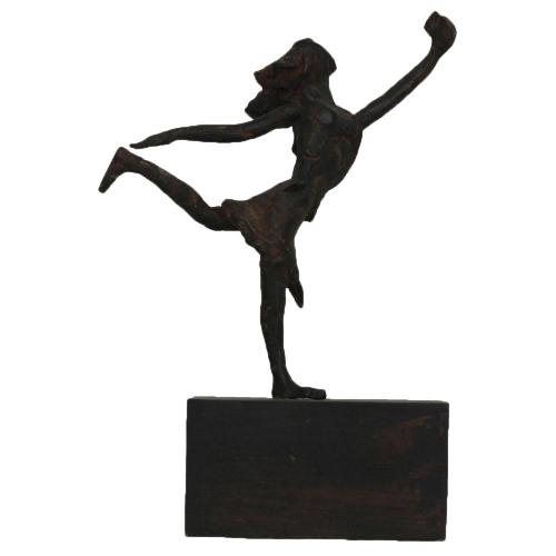 Sanjiivv Sankpal Bronze sculpture