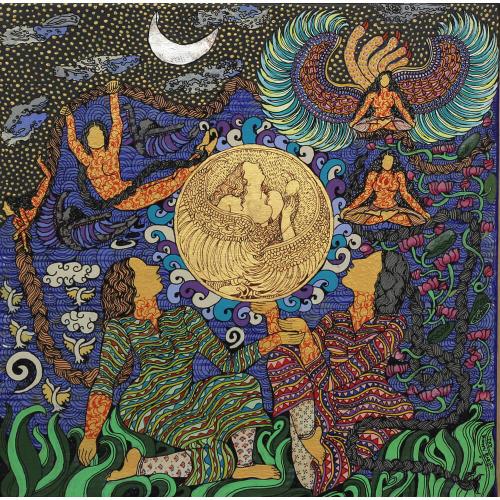 Seema Kohli figurative painting