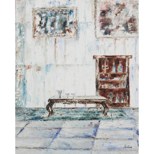 Shabana Godhrawala Interiors painting
