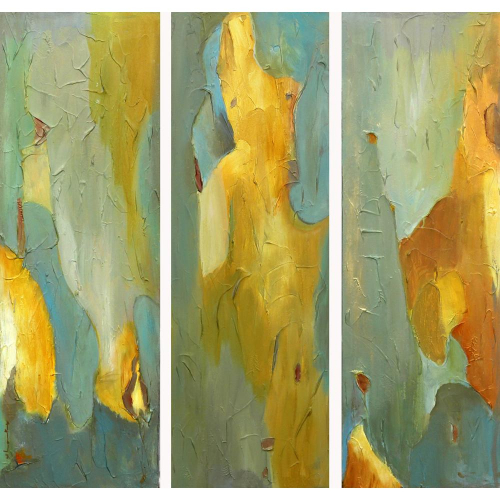 Shan Re abstract painting