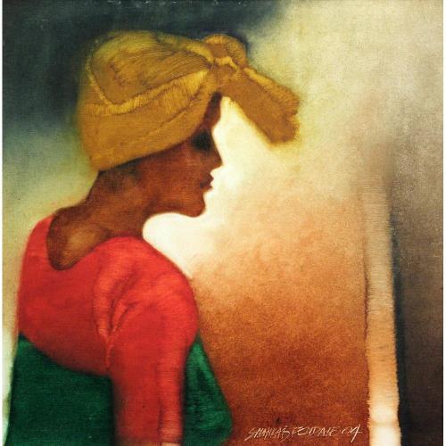 Shankar kendale figurative painting