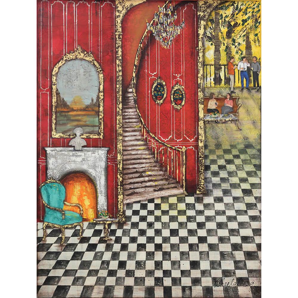Sheetal Singh still life painting