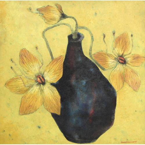 Shuvaprasanna Still life painting