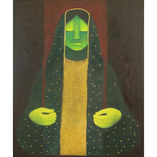 Sonia Rodrigues Sabharwal figurative painting