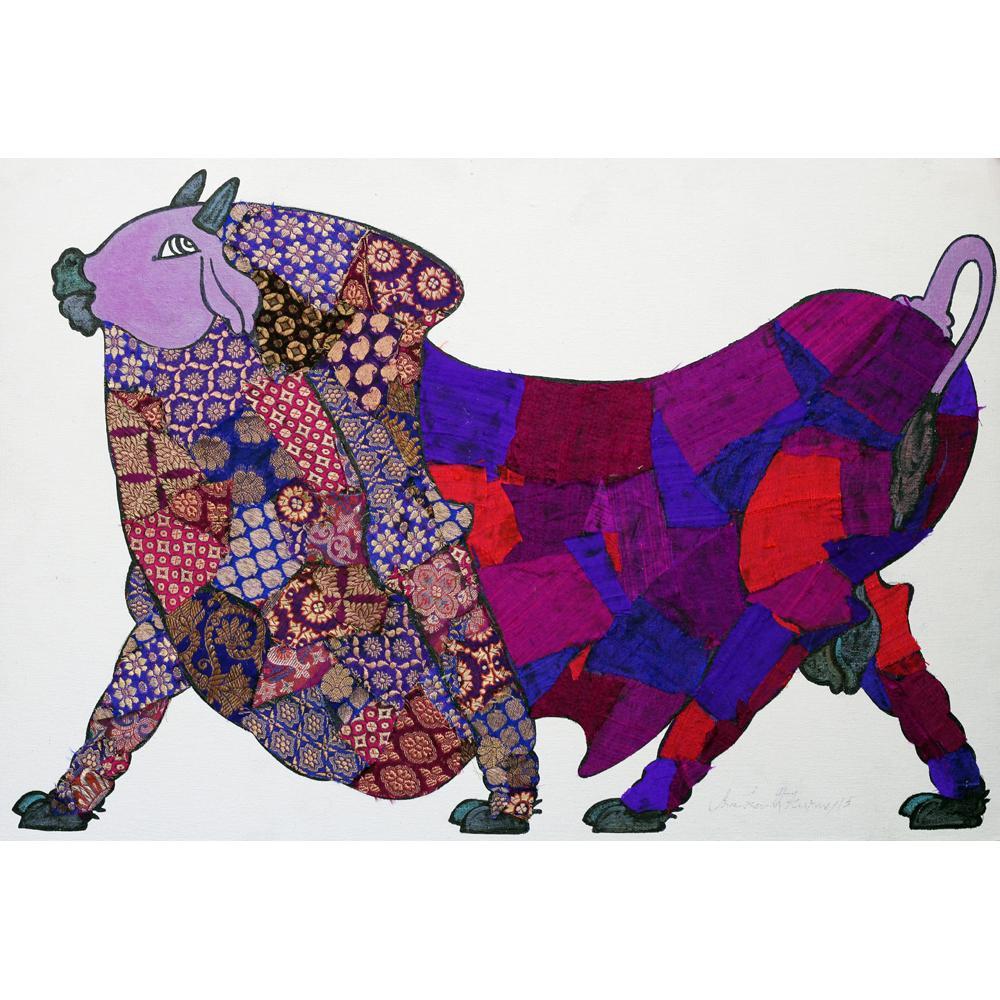 Sreekanth Kurva Animal painting