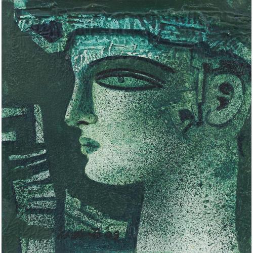 Sudipto Tewary figurative painting