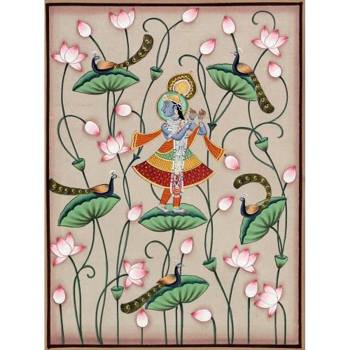Sushil Soni pichwai painting