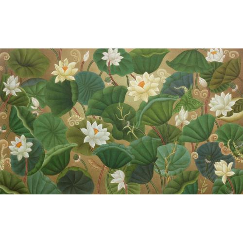 Unknown Artist flower painting