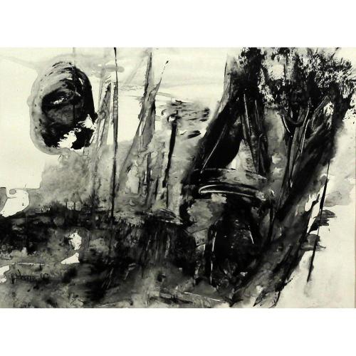 Vikash Kalra abstract paining