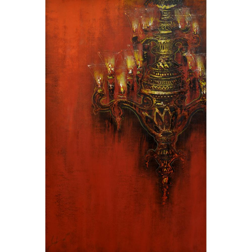 Vishal Joshi still life painting